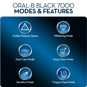 oral b 7000 electric toothbrush