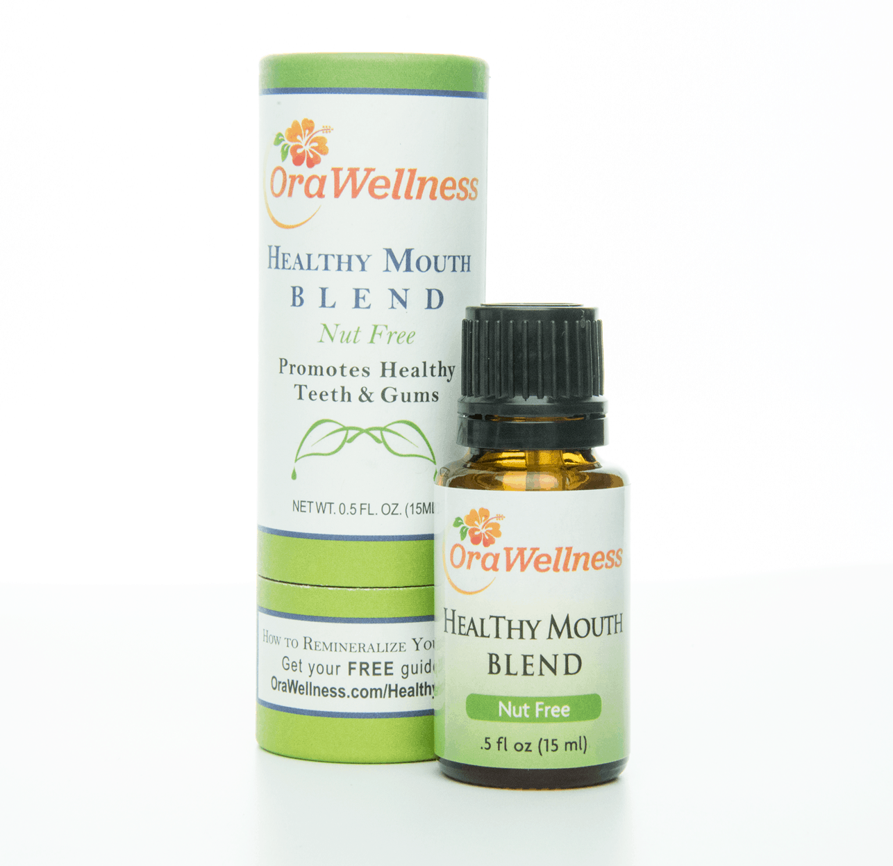 orawellness healthy mouth blend