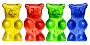 xylitol gummy bears