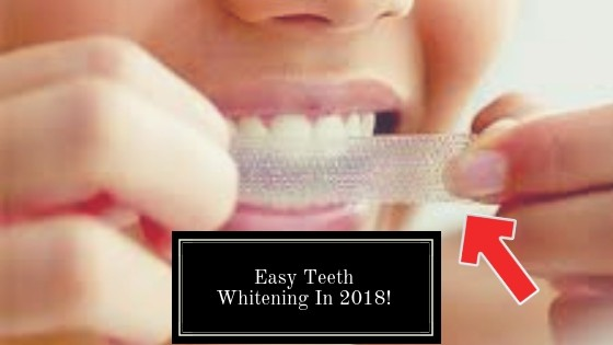 best teeth whitening strips 2018