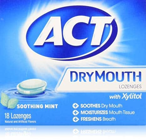 dry mouth products