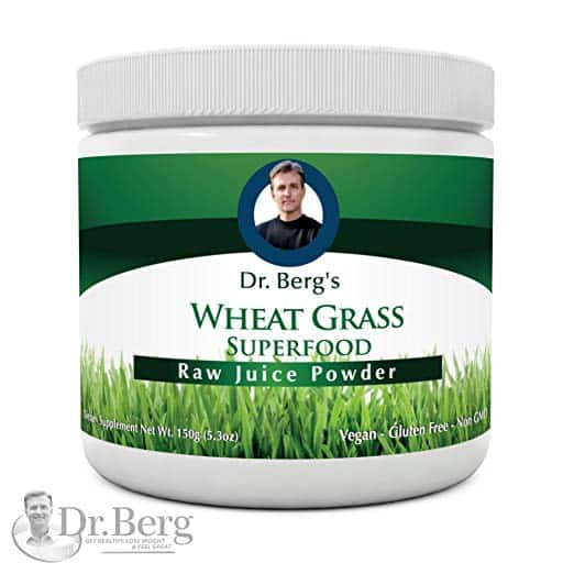 wheatgrass powder for teeth