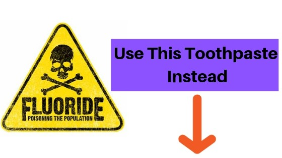 toothpaste without fluoride or sls