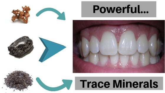 trace minerals for teeth