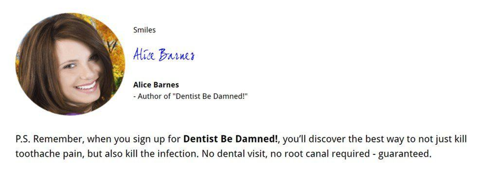 dentist be damned review