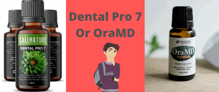 dental pro 7 vs oramd